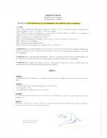 Réglementation du stationnement des camping-cars et fourgons