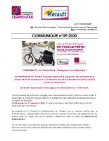 La CCC n°9 – Ecomobilité en Clermontais – Prêt de VAE