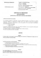 Certificat d urbanisme non realisable HAZARD